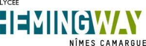 Lycée Hemingway logo
